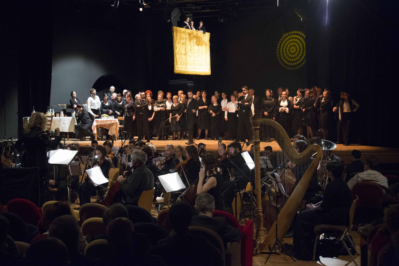 Scena e orchestra